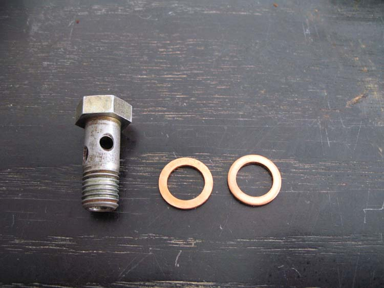 Delorean Fuel Filter Replacementrhjohnspangler: Fuel Filter Copper Washers In At Gmaili.net