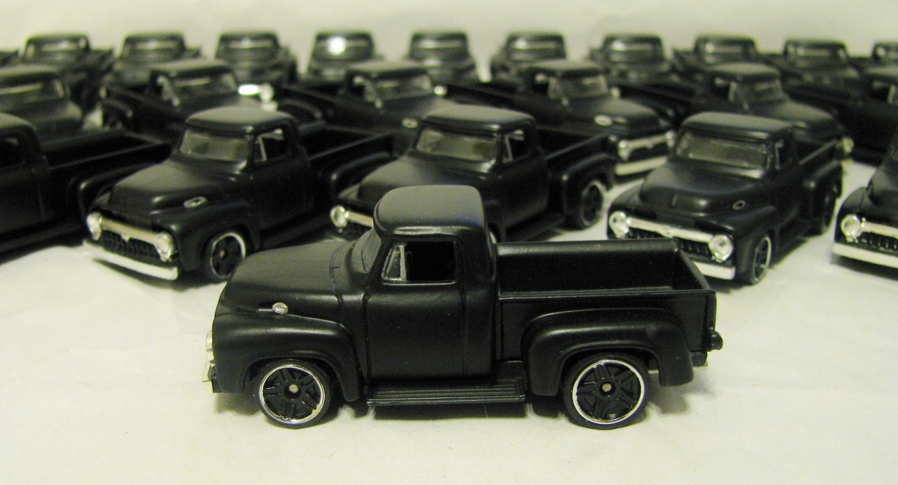 The Expendables 1955 Ford F100 Wheels Email Me