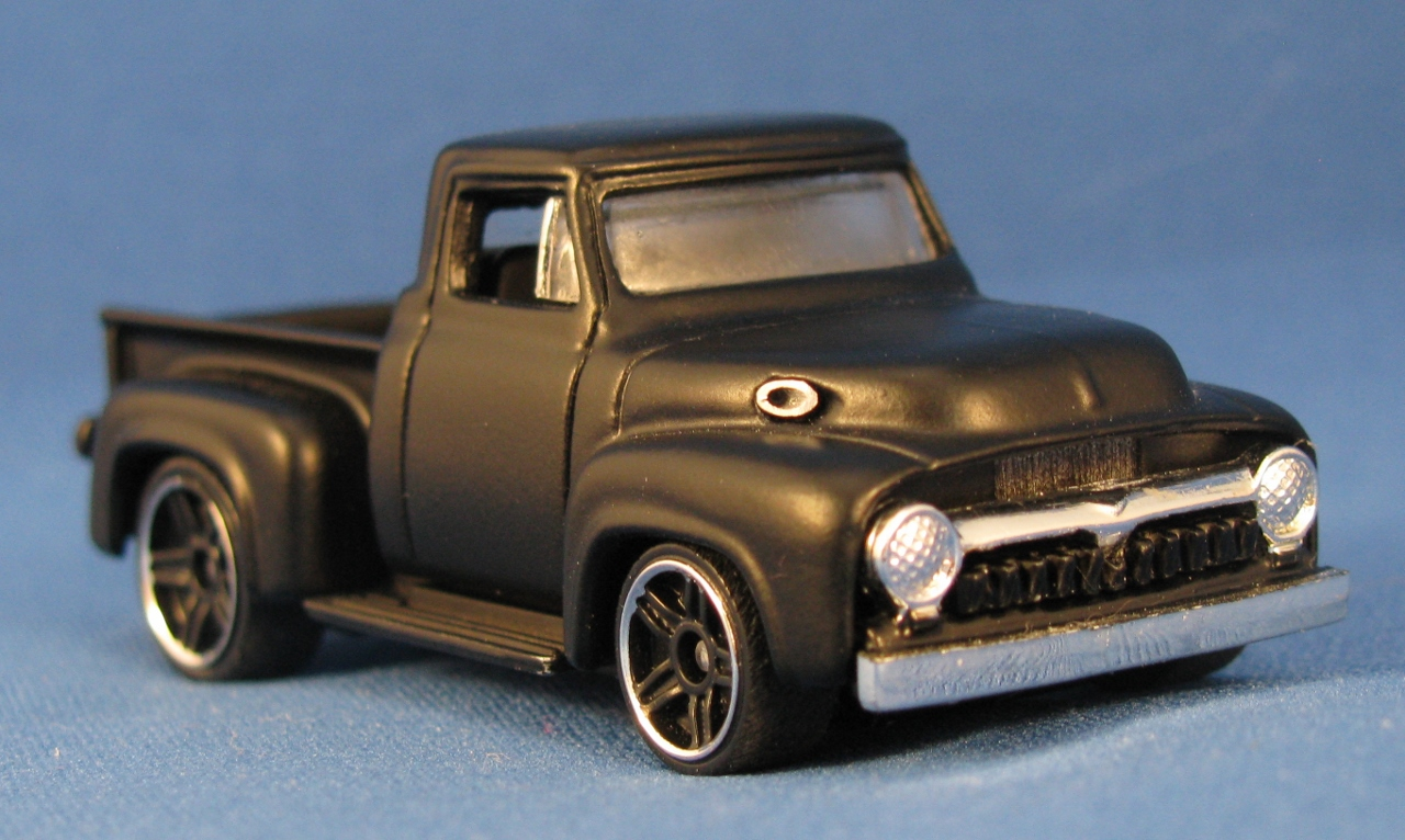 The Expendables 1955 Ford F100